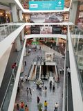 Elante mall chandigarh stock images