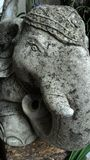 elaphant Statue Stockfoto