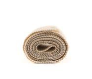 Elastic ACE compression bandage warp Stock Photo