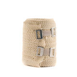 Elastic ACE compression bandage warp Stock Photos