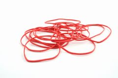 Elastic band Royalty Free Stock Photos