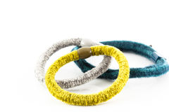 Elastic band isolated Stock Photography