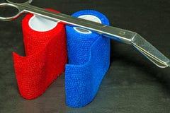 Elastic bandage Royalty Free Stock Photography