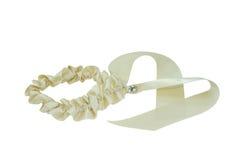 Elastic garter Stock Photography