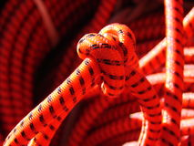Elastic knot Royalty Free Stock Photography