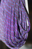 Elastic ropes Stock Photography
