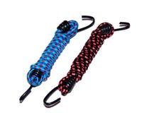 Elastic straps rope Royalty Free Stock Photos