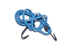 Elastic straps rope Royalty Free Stock Photography