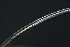 elastisk metallstång arkivbilder