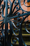 Żelazna brama Obrazy Stock