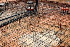 żelazna infrastruktury stal Zdjęcie Stock