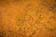 Żelazna powierzchni rdza Obraz Stock