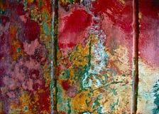 żelazna powierzchnia Obrazy Royalty Free