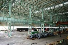 Żelazne Steelmaking pracy Zdjęcia Stock