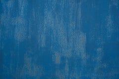 Żelaznego błękita tekstura Obrazy Royalty Free