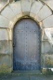 Żelazny drzwi Obrazy Royalty Free
