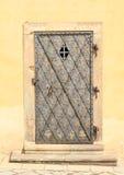 Żelazny drzwi Zdjęcie Stock