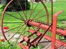 Żelazny koło Fotografia Royalty Free