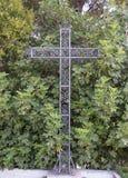 Żelazny krzyż Zdjęcie Stock