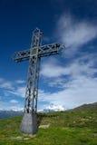 Żelazny krzyż Obraz Stock