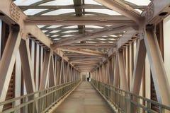 Żelazny most obraz royalty free