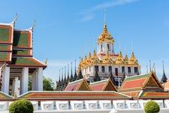 Żelazny pałac, Loha Prasat zdjęcia stock