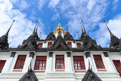 Żelazny pałac Zdjęcia Royalty Free