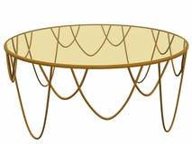 Żelazny stół Obraz Royalty Free