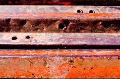 żelazny stary Obraz Stock