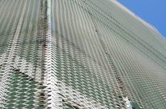Żelazo lana tekstura Fotografia Stock