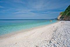 elba海岛 免版税库存照片