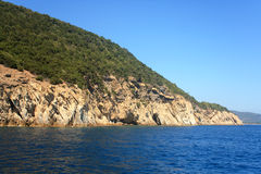Elba Coast Royalty Free Stock Photo