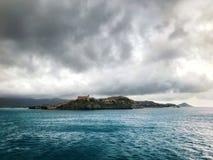 Elba Island photo libre de droits