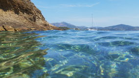 Elba Island Royalty-vrije Stock Foto