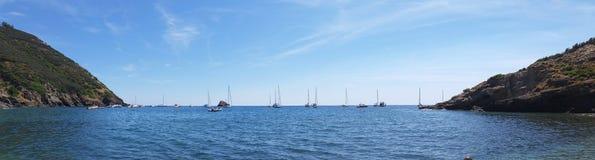 Elba Island Fotos de archivo