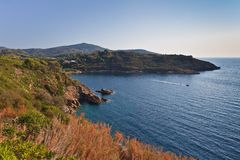 Elba Island Stock Images