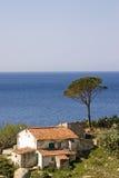 Elba Island Idyll Stock Images