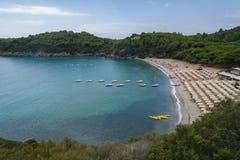 Elba island, italy Royalty Free Stock Image