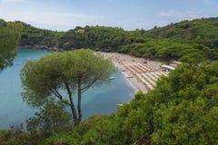 Elba island, italy Royalty Free Stock Photography