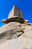 Elba island - San Giovanni Tower Stock Photos