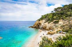 Elba island, Tuscany, Italy Stock Photos