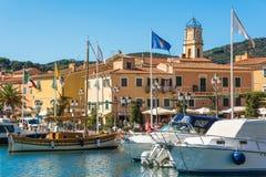 Elba island, Tuscany, Italy Stock Images