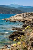 Elba Island, Tuscany, Itlay Royalty Free Stock Photography
