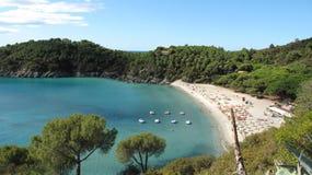 Elba, Italia Immagini Stock Libere da Diritti