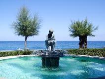 Elba, Marciana Marina Promenade Stock Photography