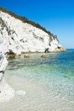 Elba-Strand (Elba-Insel, Italien) Stockfoto