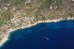 Elba wyspa Zdjęcie Stock