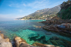 Elba wyspa obrazy stock