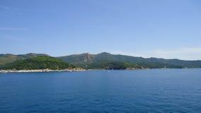 Elba wyspa - Włochy zdjęcia royalty free