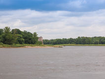 Elbe river Stock Images